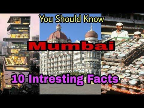 Top 10 Intresting Facts About Mumbai | Mumbai | Bombay | Mumbai Intresting Facts | Facts |