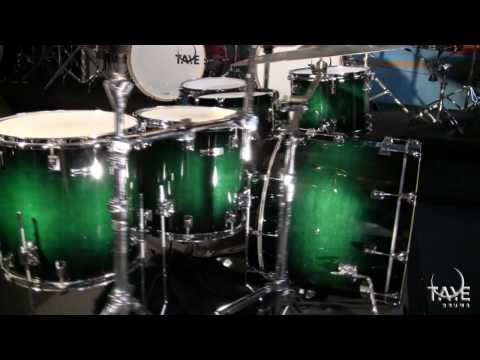 Taye Drums StudioMaple Available at RingRingMusic.com