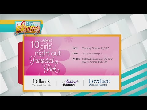 Community Calendar: Lovelace Girls Night Out