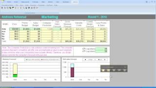 Capsim-Promo and Sales