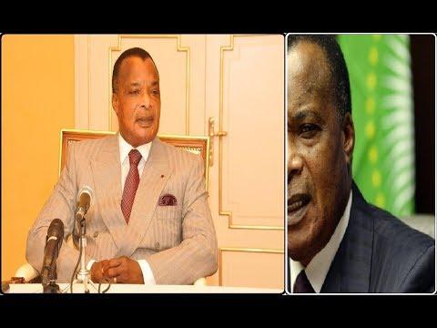 SASSOU-NGUESSO/SURENDETTEMENT DU CONGO: RETOUR SUR LE  MESSAGE À LA NATION DU MÉDIOCRE DICTATEUR