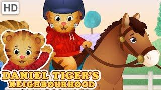 Daniel Tiger 🐇 Animals in the Neighborhood 🦆 Videos for Kids 🐎
