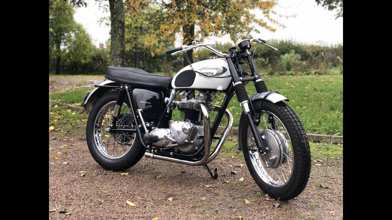 1965 Triumph T120 Tt Bonneville Special 650cc For Sale Youtube