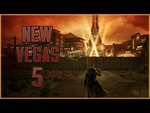 Let's Play Fallout: New Vegas - Part 5: Bartering and Intel Gathering