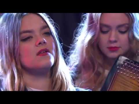 First Aid Kit - With God On Our Side (Bob Dylan) @ Filip & Fredriks Valvaka