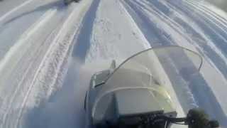 снегоход буран 2 т + 4 т
