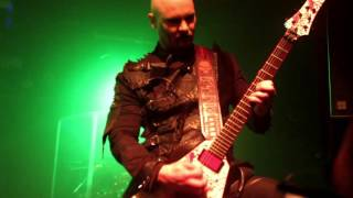"Cradle of Filth - ""Blackest Magick in Practice"" (live Paris 2015)"