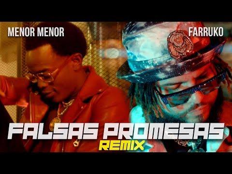 Menor Menor x Farruko – Falsas Promesas mp3 letöltés
