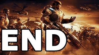 Gears Of War 2 Walkthrough Ending - No Commentary Playthrough (Xbox 360)