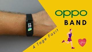 Oppo Band I Unboxing, einrichten & Fazit nach 4 Tagen I deutsch I 2021 I 4K