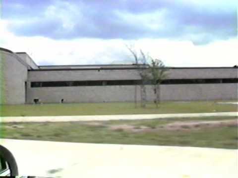 Mansfield, TX 1987-Rogene Worley Middle school drive around.