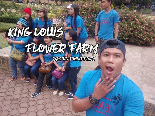 King Louis Flower Farm