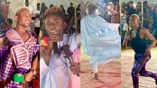 Concours danse, Pawlish Mbaye détrône Ouzin Keita au Programme de Cheikh Mbacké Wally….