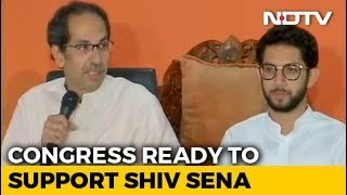 Shiv Sena To Take Power In Maharashtra With Congress, NCP Help: Sources