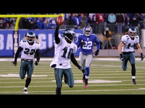Miracle at the New Meadowlands Eagles vs. Giants 2010 Week 15 highlights