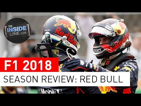 2018 SEASON REVIEW: RED BULL RACING