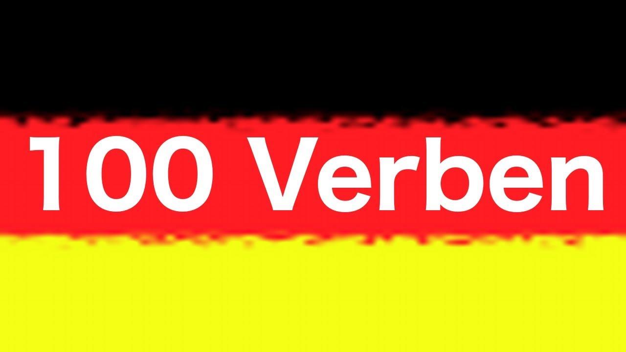170 Verbos Alemanes Más Utilizados 510 Frases Con Audio