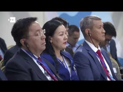 Religious, political leaders denounce terrorism at Kazakhstan conference