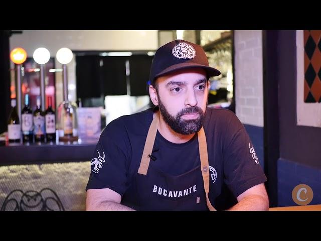 Conoce el lobster roll, la propuesta gastronómica de Bocavante l CHEF DIGITAL TV