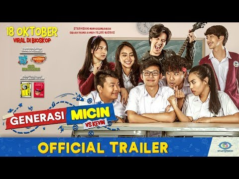 GENERASI MICIN Official Trailer