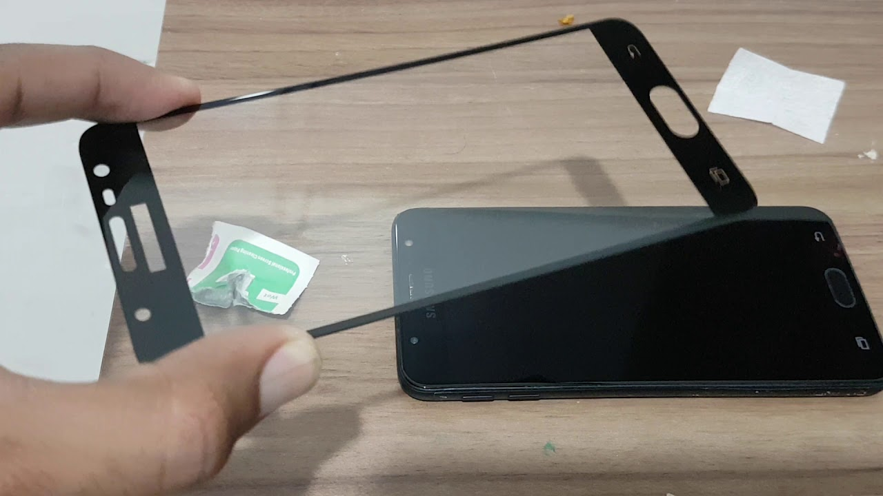 Como colocar pelicula 3d 9d 11d em qualquer celular