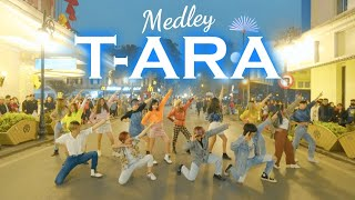 [KPOP IN PUBLIC] T-ara (티아라) GREATEST HITS MEDLEY Dance Cove…