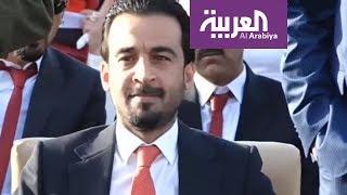 تعرف على رئيس البرلمان العراقي الجديد محمد الحلبوسي