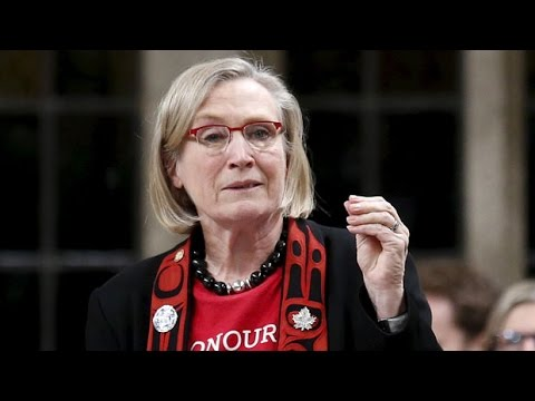 Carolyn Bennett on MMIW inquiry