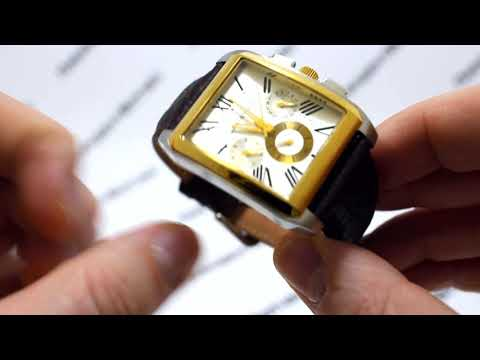 Часы Romanson TL 3250F - видео обзор от PresidentWatches.Ru