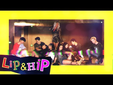 Hyuna (현아) - Lip&Hip Dance Cover by RISIN'CREW from France