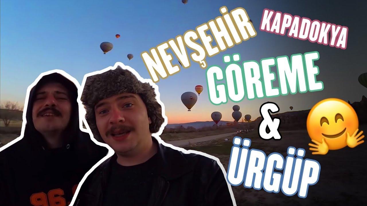 Nevşehir, Ürgüp, Kapadokya, Göreme - Amansız Övücüler