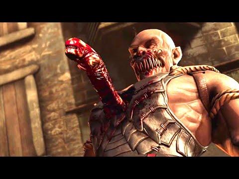 Mortal Kombat X: Alien, Bo' Rai Cho & Sektor/Cyrax Trailer (Pack 2)