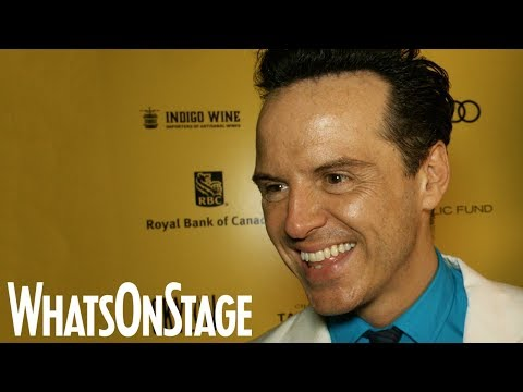 Andrew Scott in Present Laughter at the Old Vic | 2019 opening night