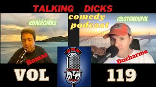 Talking Dicks Comedy Podcast Vol 119: A pod that is on the next Space-X mission.