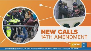 What Does The 14th Amendment Mean And Can President Trump Be Removed From Office Under It?