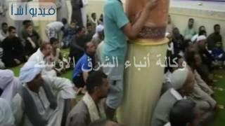 بالفيديو: محافظ المنيا يفتتح مسجد الشهيد مصطفى خليل جاد بعزبة عزاقة