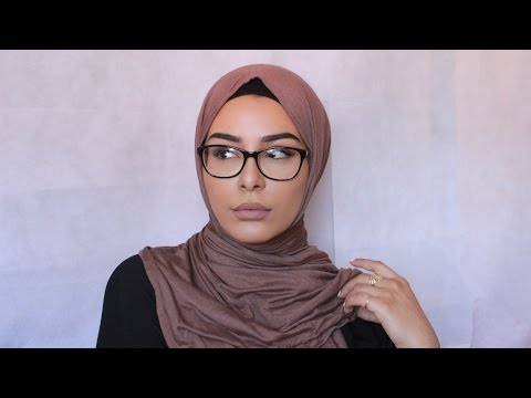 3 Most Worn Hijab Styles With Glasses Demonstration thumbnail