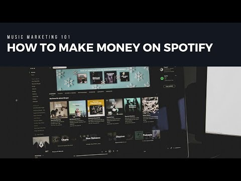 How To Make Money On Spotify & Get More Plays