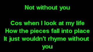 Written in the stars karaoke - Westlife