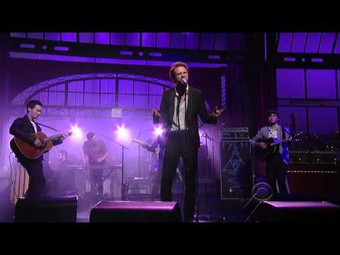Father John Misty - Only Son Of The Ladies' Man (Live on David Letterman)