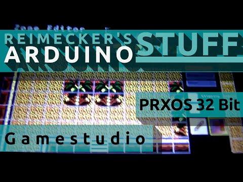 Prxos - Arduino Gamestudio 32Bit (RPG Maker)  (Zelda - Links Awakening)