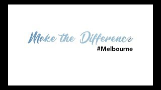 Make The Difference #Melbourne | St Kilda Mums | M-CREATIV'