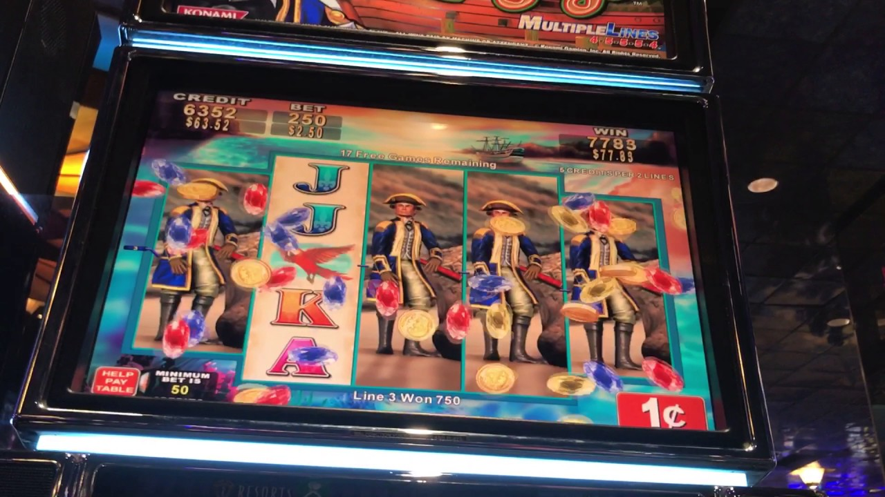Treasure Voyage Slot Machine Game