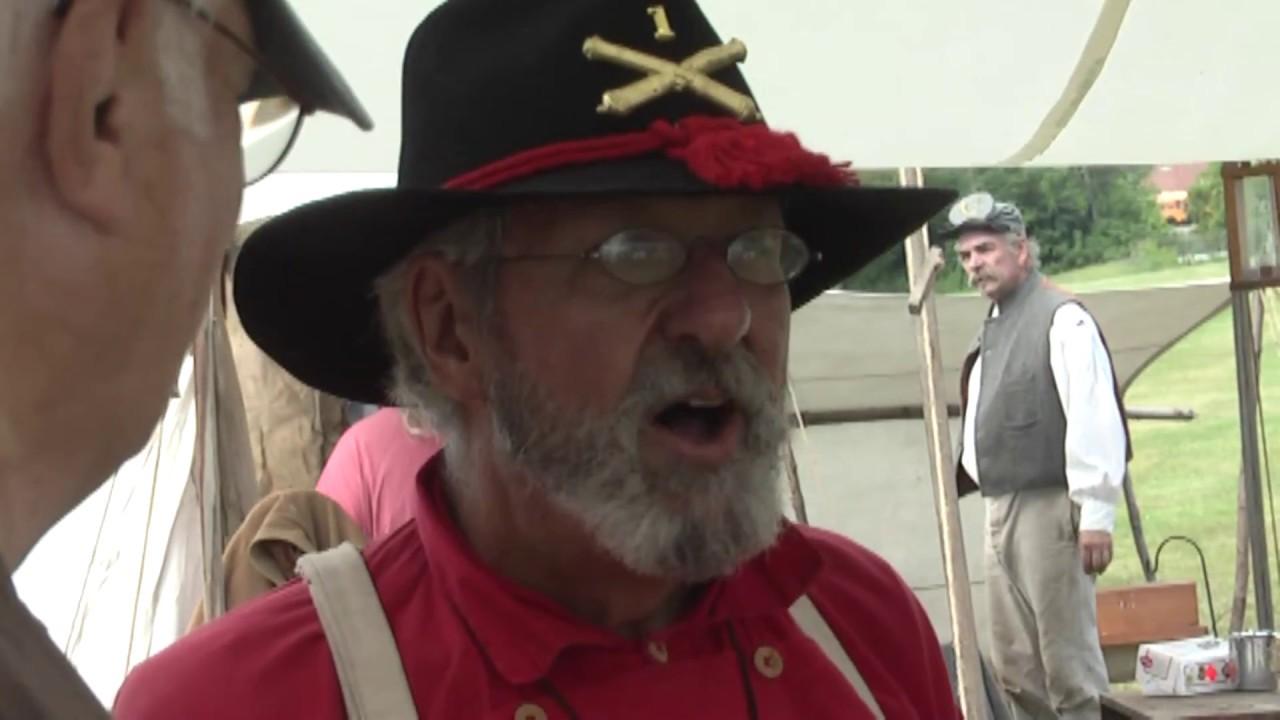 OLC - Civil War Encampment  8-3-13