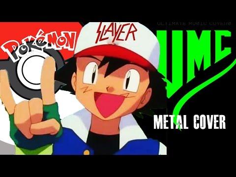 Pokémon - Original Theme [Metal Cover by UMC feat. Hannes Braun]