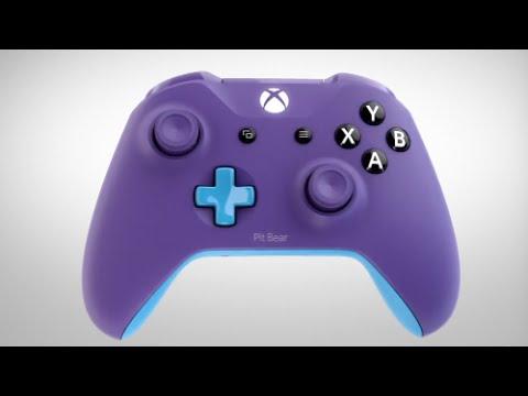 Xbox Design Lab - Xbox Wireless Controller - E3 2016