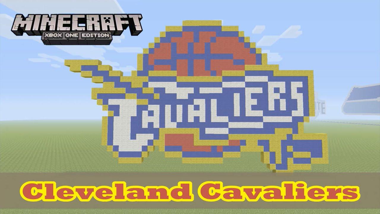 Minecraft: Pixel Art Tutorial and Showcase: Cleveland ...