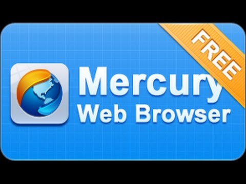 best browser for android and iphone \mercury browser for Android