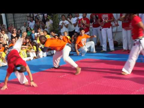 Capoeira Muzenza Portugal 2014 | Roda Malta do Sul