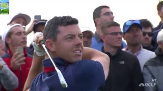 Rory McIlroy's Best Golf Shots 2018 Ryder Cup